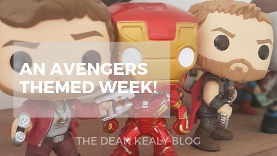 An Avengers Themed Week! // No Endgame Spoilers