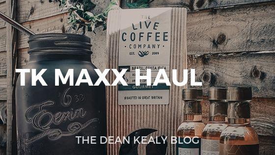 TK Maxx Haul
